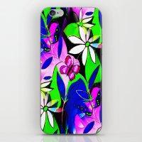 botanical iPhone & iPod Skins featuring Botanical by Sartoris ART