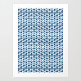 Escher 2 Art Print