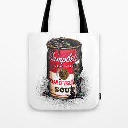 Cream of Vegetable Tote Bag