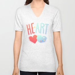 Heart 2 Art Unisex V-Neck