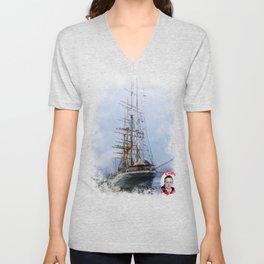 Regata Cutty Sark/Cutty Sark Tall Ship's Race Unisex V-Neck