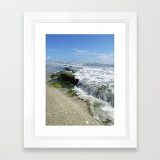 My Morning Walk Framed Art Print