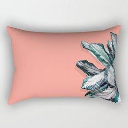 Skyward Plant Rectangular Pillow