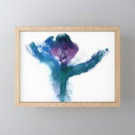 Isabella's Tulip Framed Mini Art Print