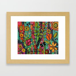 A Wish To Fly Framed Art Print