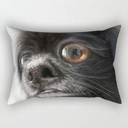 Choco Toshi Rectangular Pillow