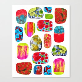 Rock Solid Canvas Print
