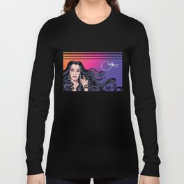 Cher's Hair Long Sleeve T-shirt