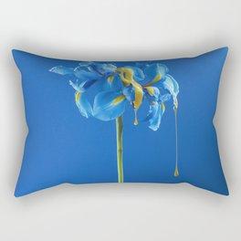Driping 7 Rectangular Pillow