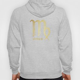 Virgo Zodiac Sign Hoody