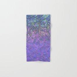 Sparkley Grunge Relief Background G181 Hand & Bath Towel