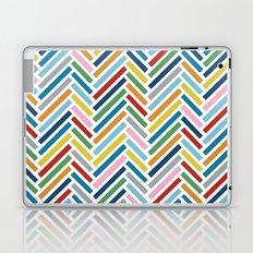 Herringbone Colour Zoom Laptop & iPad Skin