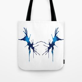Twin Snobs Tote Bag
