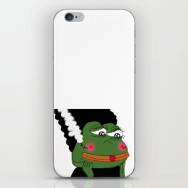 FrankenPEPINA iPhone Skin