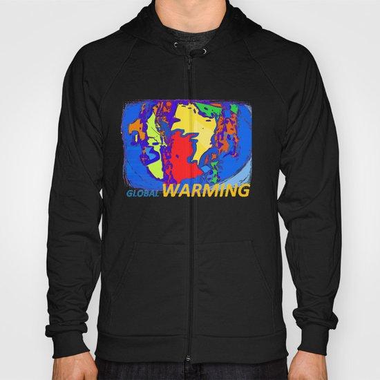 Global Warming Hoody
