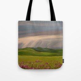 Rain Brings Life Tote Bag