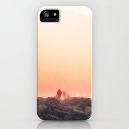 A Call Heard iPhone Case