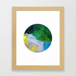 Occulus 2 Framed Art Print