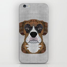 Boxer iPhone Skin
