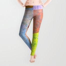 Paul Klee Two Heads Leggings