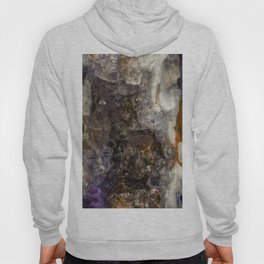 Tiny geode crystal cave #2 Hoody