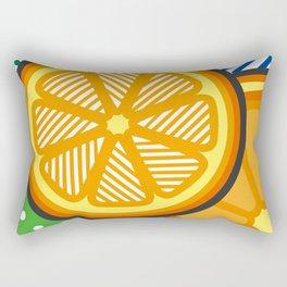 illustration pop pattern Rectangular Pillow