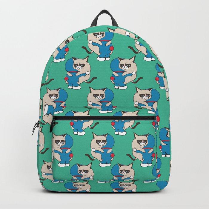 Cat Hugs Backpack