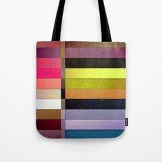 colorsplit Tote Bag