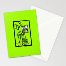 Sam's Pit Late Nite Bar B Que, Spokane, WA Stationery Cards
