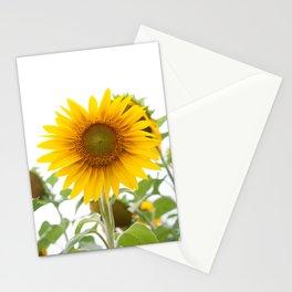 Sunflower #1 #decor #art #society6 Stationery Cards