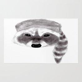 Racoon Rug