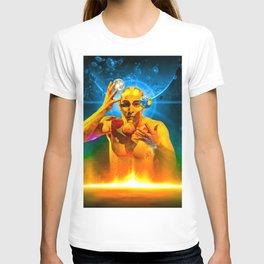 Cosmic Juggling T-shirt