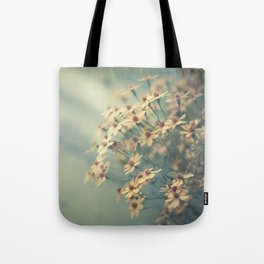In the morning, I'll call you Tote Bag