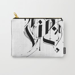 CALLIGRAPHY N°5 ZV Carry-All Pouch