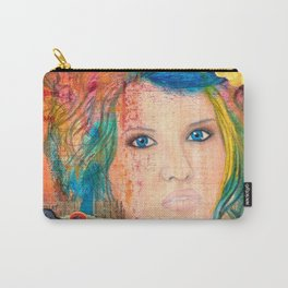 Tousled Carry-All Pouch