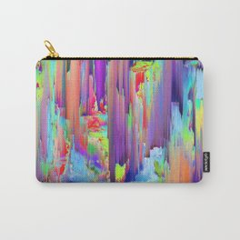 Pixel Sorting 43 Carry-All Pouch
