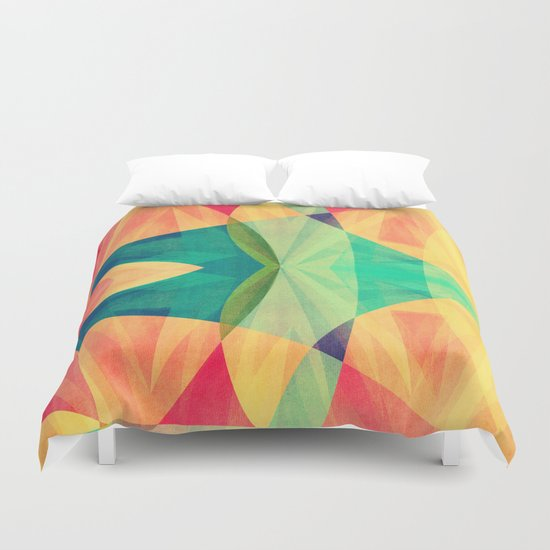 Spring it is! Duvet Cover
