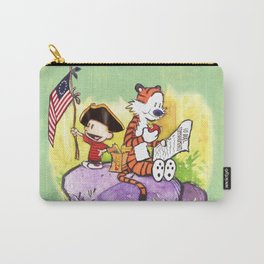 Calvin and Hobbes - Hamilton Carry-All Pouch