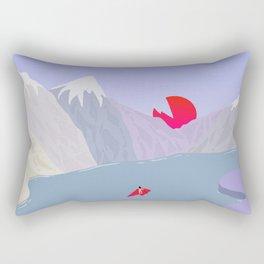 Love Affair//Repair Rectangular Pillow