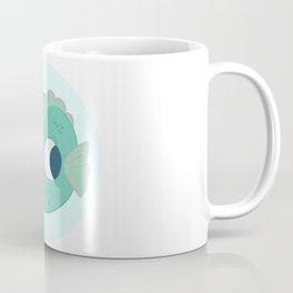 The Cutie from the Black Lagoon Coffee Mug