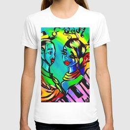 Love beyond music T-shirt