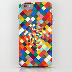 Colorful Nite Tough Case iPhone 6 Plus
