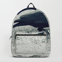 dark crow Backpack