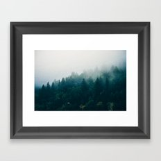 Gone Exploring Framed Art Print