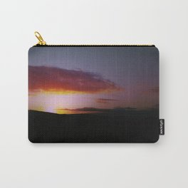 Sunset on the African Plains Carry-All Pouch