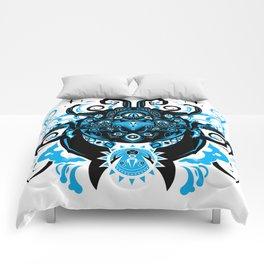 Lovecraftian Cosmic Horror Comforters