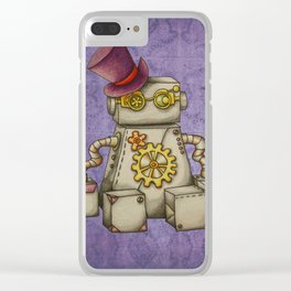 Robert Clear iPhone Case