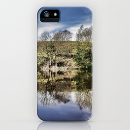 Healey Dell Pool iPhone Case