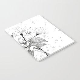 Rosebuds Notebook