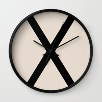 X-Height Wall Clock